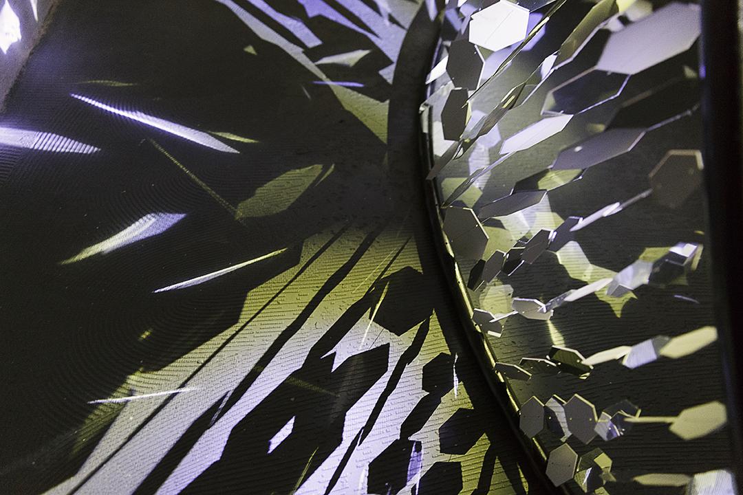 Ultraviolet by Anita Ackermann | Installation view | © Steve Bergmann