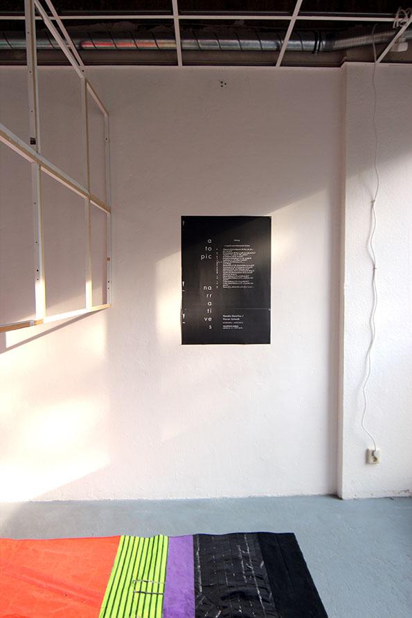 Atopic Narratives by Hanako Geierhos & Florian Schmidt