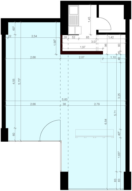 Vesselroom Project - plan